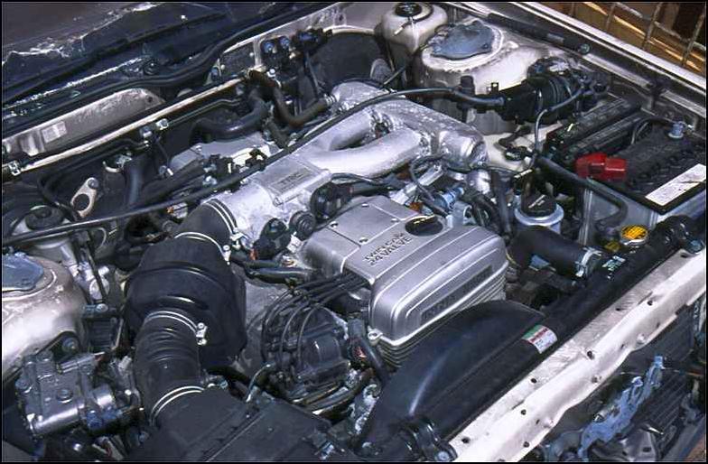 Ранние версии двигателя (до