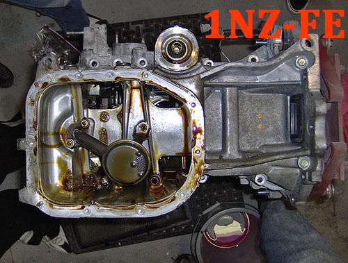 данные двигателя toyota 1 zz