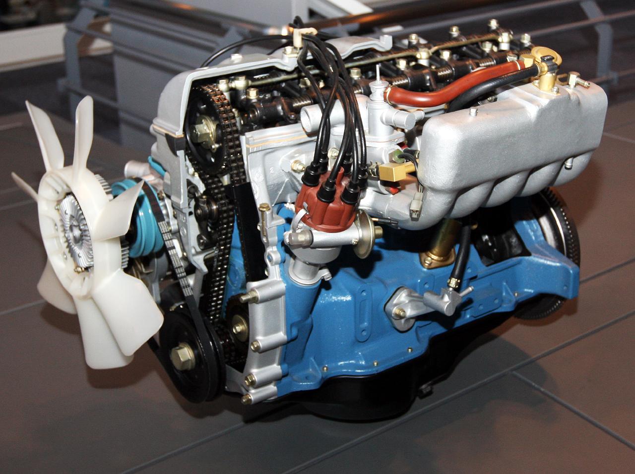 Двигатели тойоты обзор
