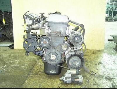 Двигатель 4A-FE LEAN BURN (LB)